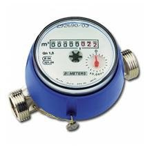 Остановка счетчика воды B-meters магнитом