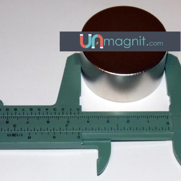 Неодимовый магнит 45x25