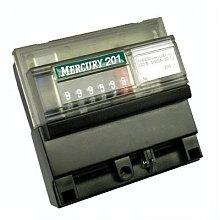 Остановка электросчетчика Меркурий 201 магнитом
