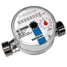 Остановка счетчика воды Siemens магнитом