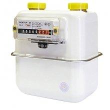 Остановка счетчика газа Вектор G4 магнитом