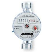 Остановка счетчика воды ZENNER магнитом